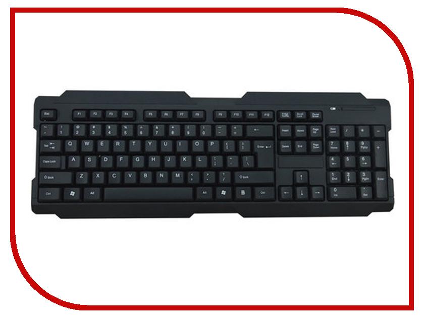 все цены на Клавиатура Sonnen KB-5156 USB Black онлайн