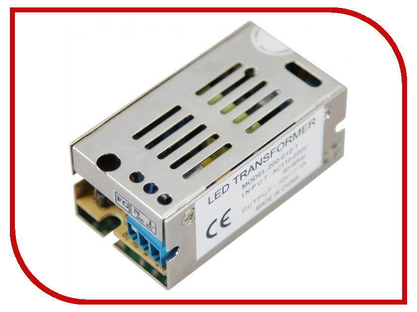 Блок питания Rexant 220V AC/12V DC 1A 12W IP23 200-012-1 nv m1500 12v 24v 1 5kw inverter solar power system ac 110v 220v
