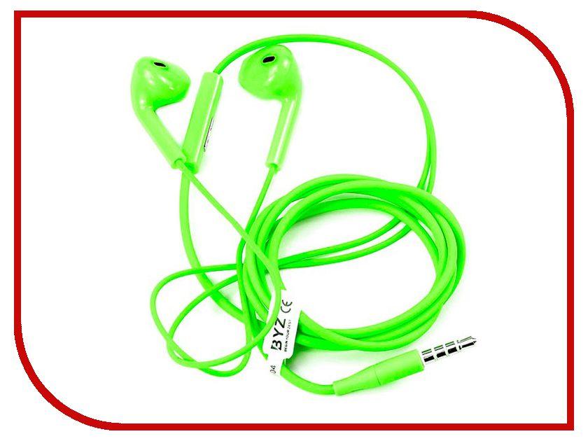BYZ SE-528 Green byz ys 032 black