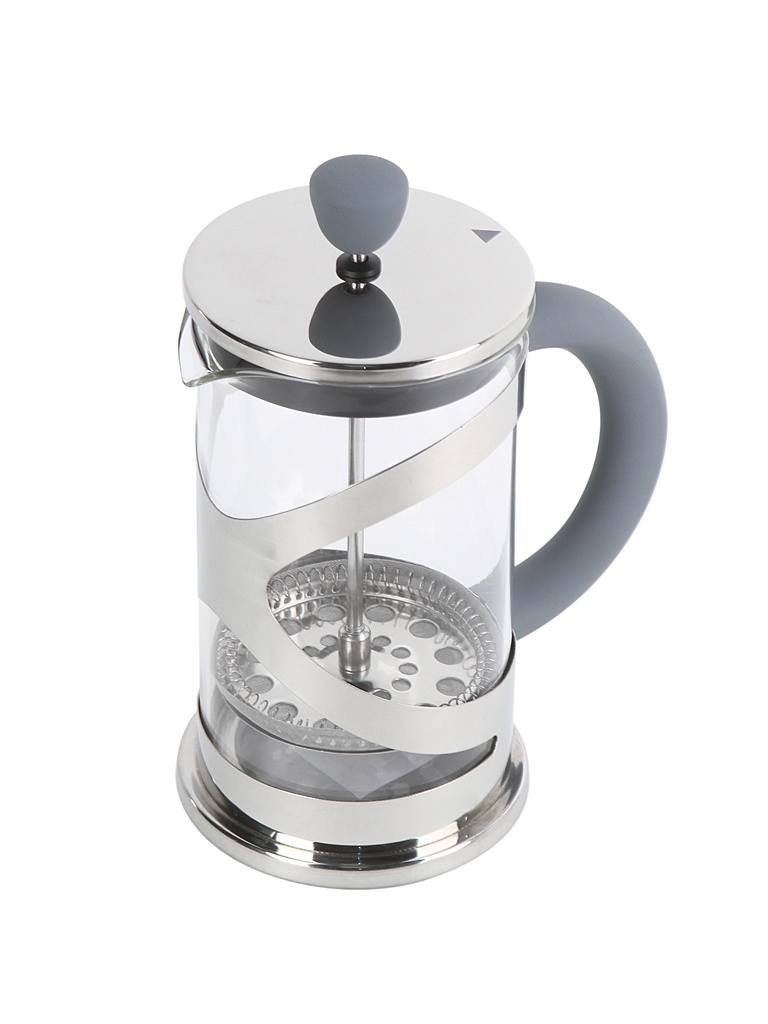 Френч-пресс Rondell 600ml Crystal Grey RDS-838 френч пресс rondell 600ml rds 101 tasse