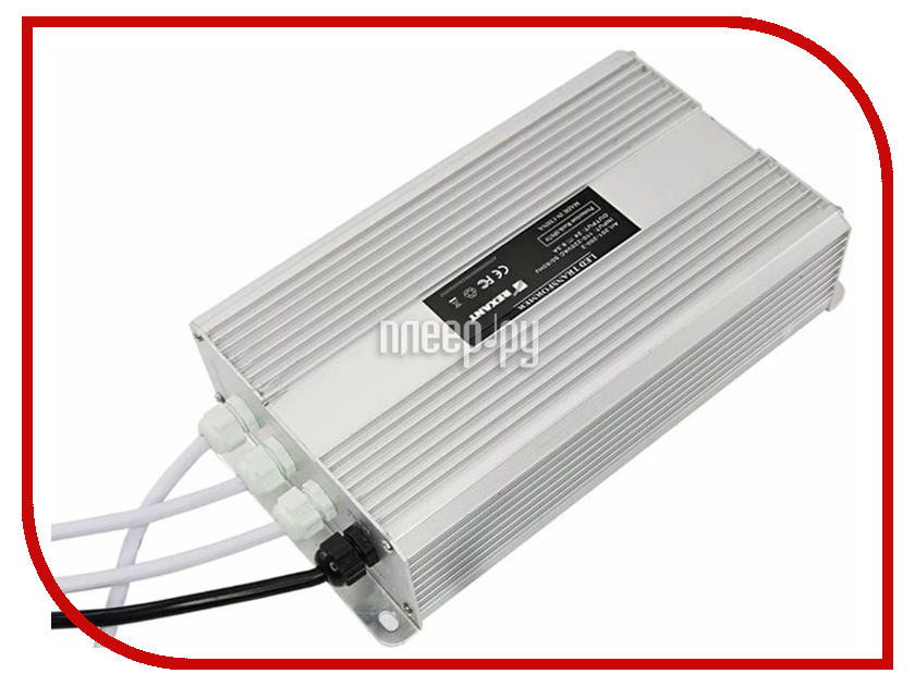 Блок питания Rexant 220V AC/24V DC 8 33А 200W IP67 201-200-2 300w 200w 100w wind generator controller for 12v 24v ac or dc wind turbine generator