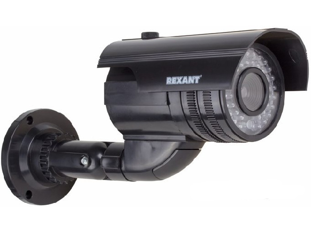 Муляж камеры Rexant 45-0250 Black