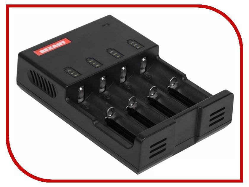 Зарядное устройство Rexant Smart для 4 АКБ 18-2244 зарядное устройство для акб вымпел 27