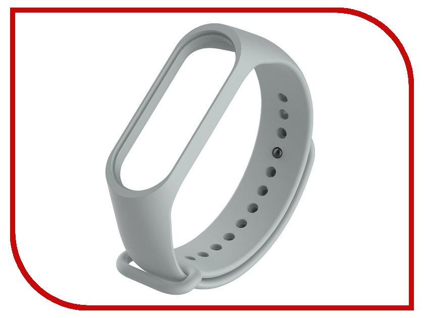 Aксессуар Ремешок Xiaomi Mi Band 3 Gray 1pcs 3 deck 6mm shaft band channel rotary switch selecter 3p6t 3p11t 3p8t