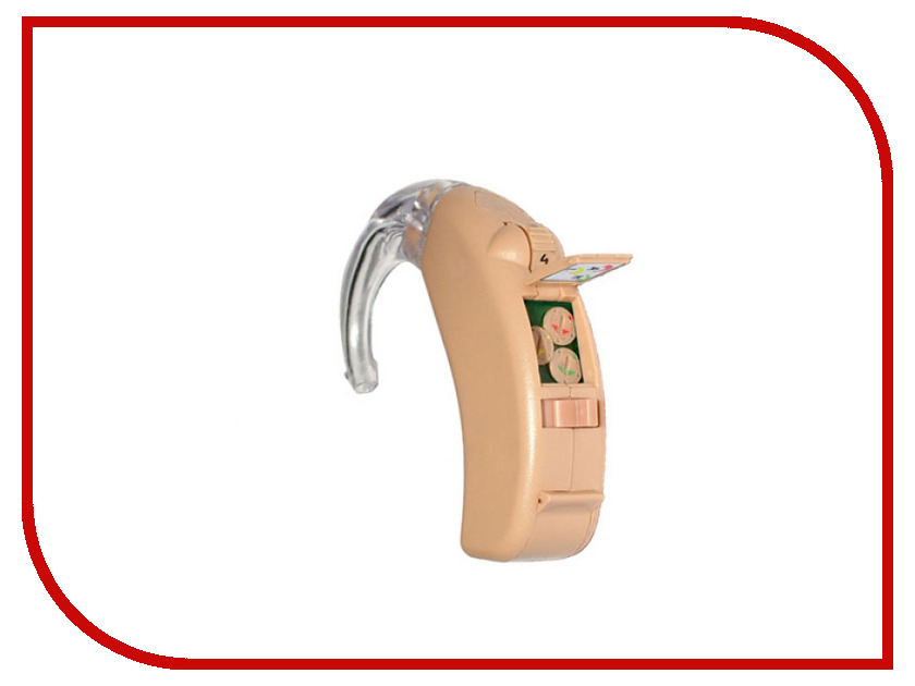 Слуховой аппарат Ритм Эльф 3Т+ семена флокс эльф 0 1г