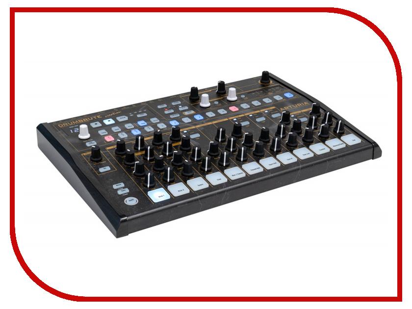 Драм-машина Arturia DrumBrute Creation Edition драм машина roland aira tr 8