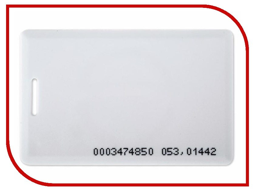 Аксессуар Электронный ключ карта Rexant EM Marin 46-0227-1 аксессуар rexant 1 x 2 50mm2 100m green 01 6543
