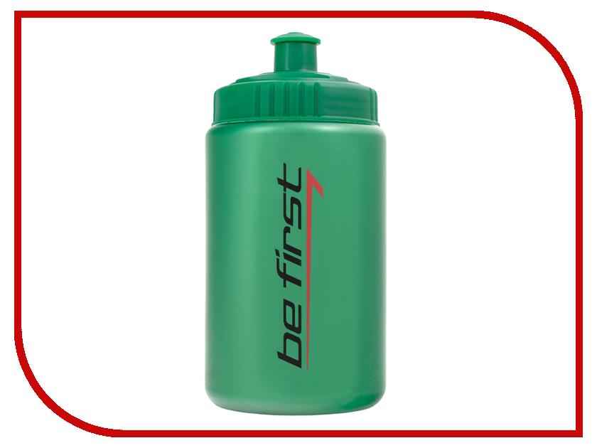 Бутылка Be First 500ml Green SH729G бутылка be first 500ml red matte
