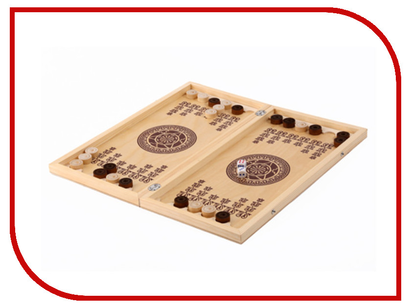 Игра Орловская Ладья Шахматы 3 в 1 615