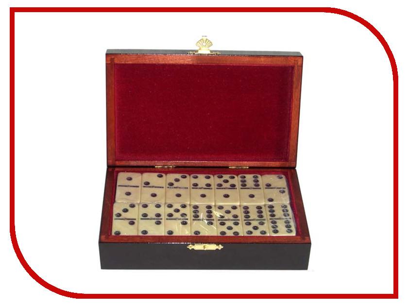 Настольная игра Ровертайм Домино D6 RT-15 4823 настольная игра домино стеллар хорошие знакомые 9