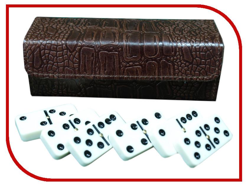 Настольная игра Ровертайм Домино D6 RTL-55 4833 настольная игра домино стеллар хорошие знакомые 9