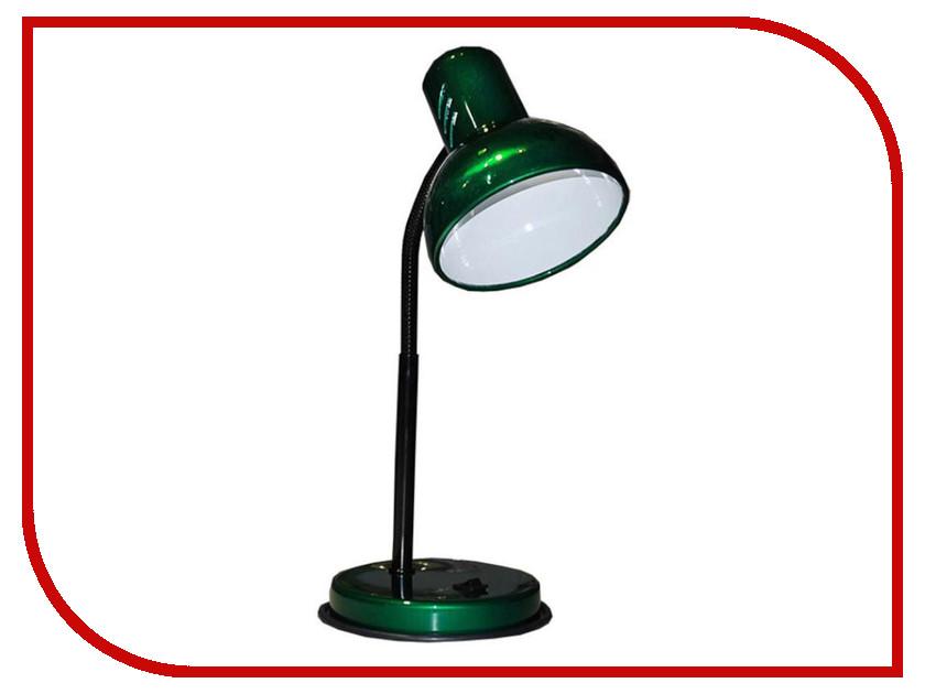 Настольная лампа Трансвит НТ 2077А Green настольная лампа трансвит нт 101 silver