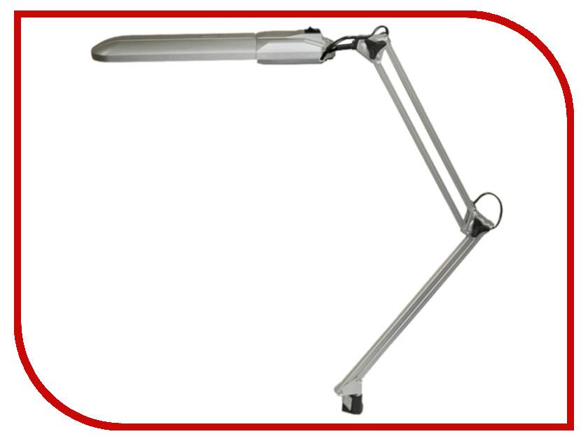 Настольная лампа Трансвит Дельта С16 Silver настольная лампа трансвит сириус с16 black