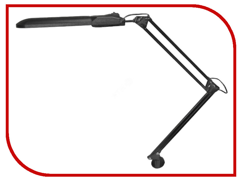 Настольная лампа Трансвит Дельта С16 Black настольная лампа трансвит сириус с16 black