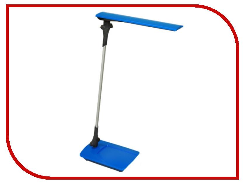 все цены на Настольная лампа Трансвит Сириус С16 Blue-Black