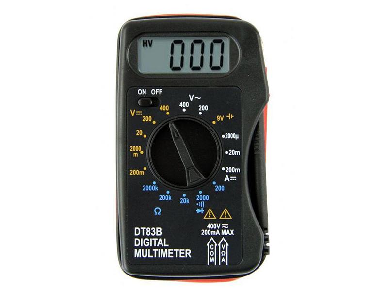 Мультиметр S-Line DT-83B
