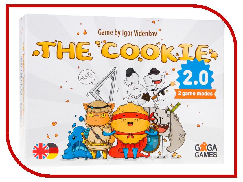 Настольная игра GaGa Games Печенька 2.0 ГТ13 настольная игра gaga games нуар gg031