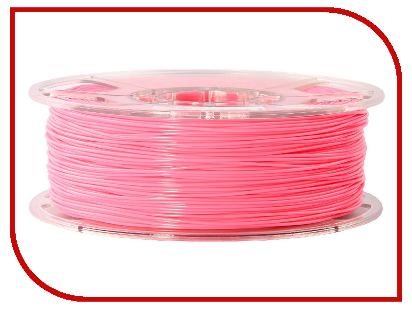 Аксессуар U3Print Geek Fil/lament PLA-пластик 1.75mm 1kg Pink 1kg diy 3d printer filament pla 1 75mm material plastic rubber consumables for printers with 12 colours