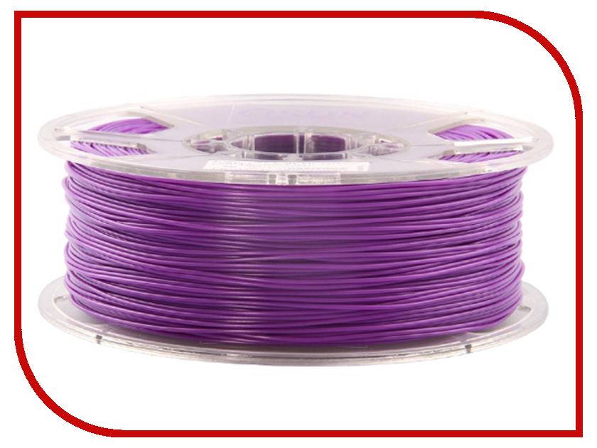 Аксессуар U3Print Geek Fil/lament PLA-пластик 1.75mm 1kg Purple 1kg diy 3d printer filament pla 1 75mm material plastic rubber consumables for printers with 12 colours