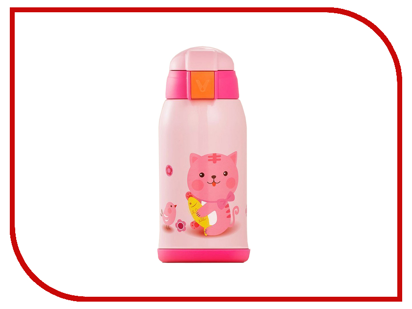 Термос Xiaomi Viomi Children Vaccum Flask 590ml Pink