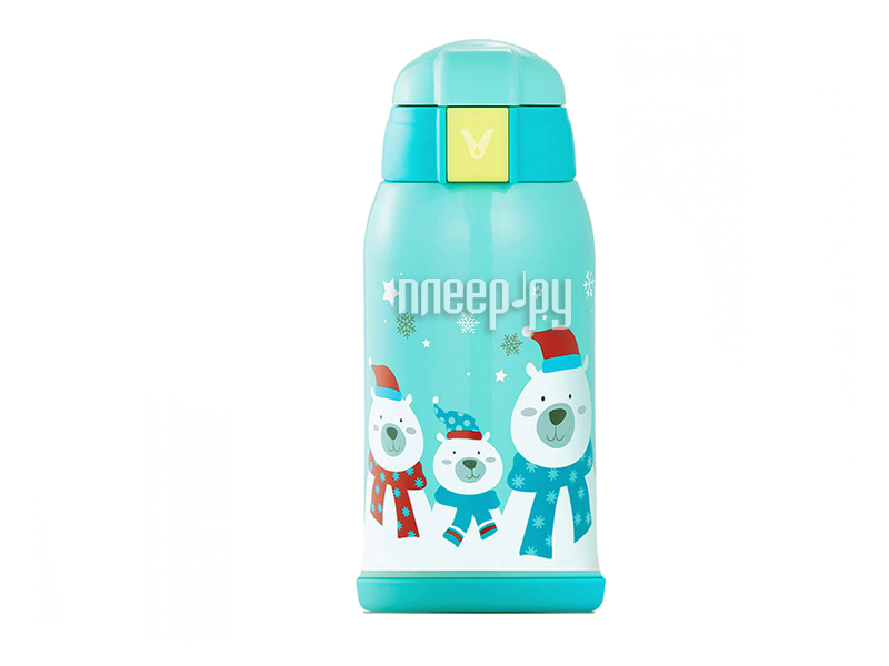 Термос Xiaomi Viomi Children Vaccum Flask 590ml Light Blue
