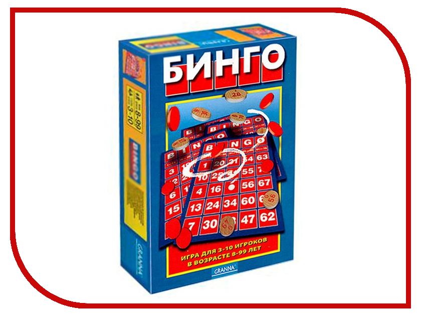 Настольная игра Granna Бинго 0220 игра e формы бинго djeco