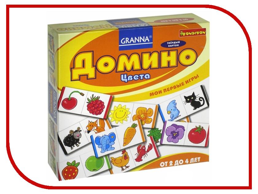 Настольная игра Granna Домино цвета 0688