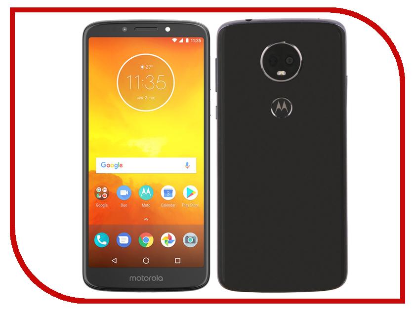 Сотовый телефон Motorola E5 Plus XT1924-1 32Gb Grey сотовый телефон archos 55 cobalt plus dark grey