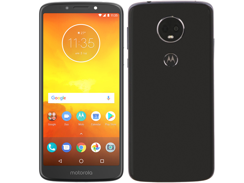 Сотовый телефон Motorola E5 Plus XT1924-1 32Gb Grey телефон