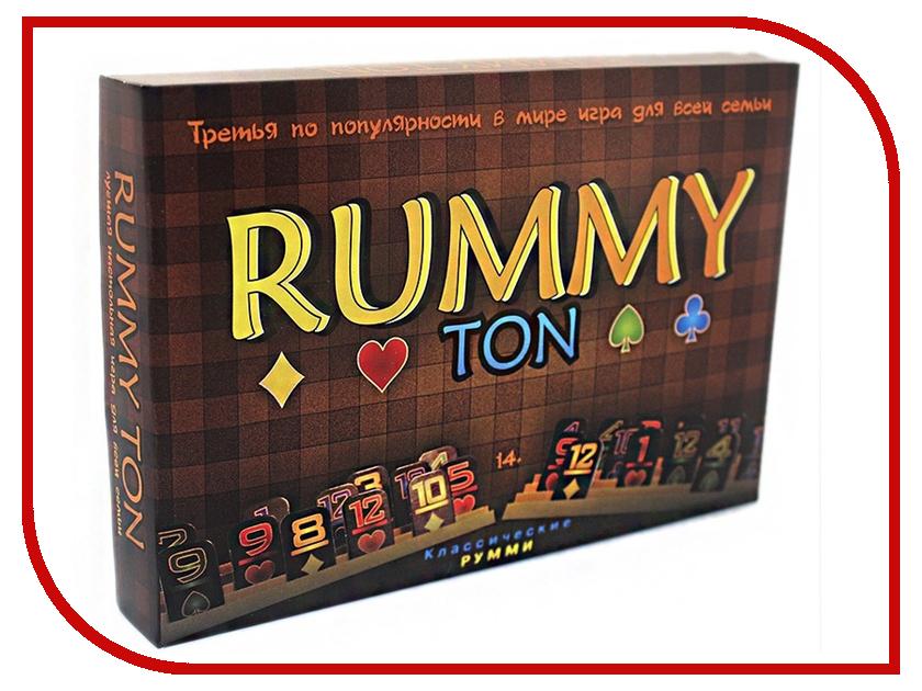 Настольная игра Luidgi Game Румми Тон 5264
