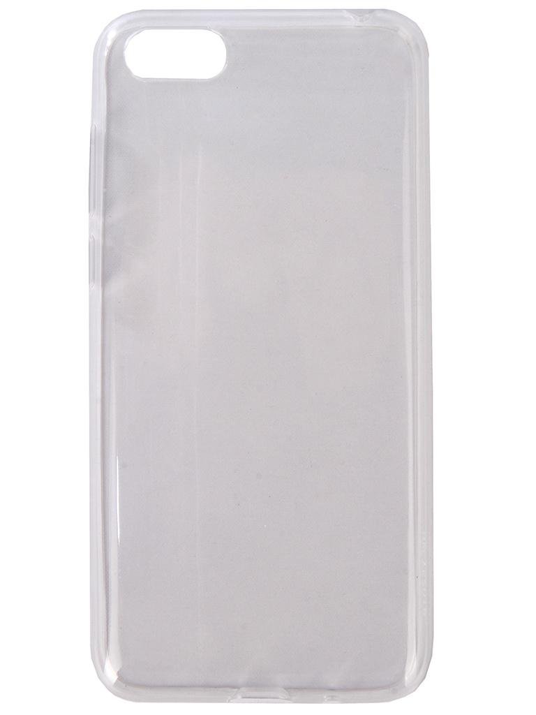 Аксессуар Чехол Zibelino для Honor 7A Ultra Thin Case White ZUTC-HUA-HNR7A-WHT аксессуар чехол zibelino для motorola moto g6 ultra thin case white zutc motr mot g6 wht