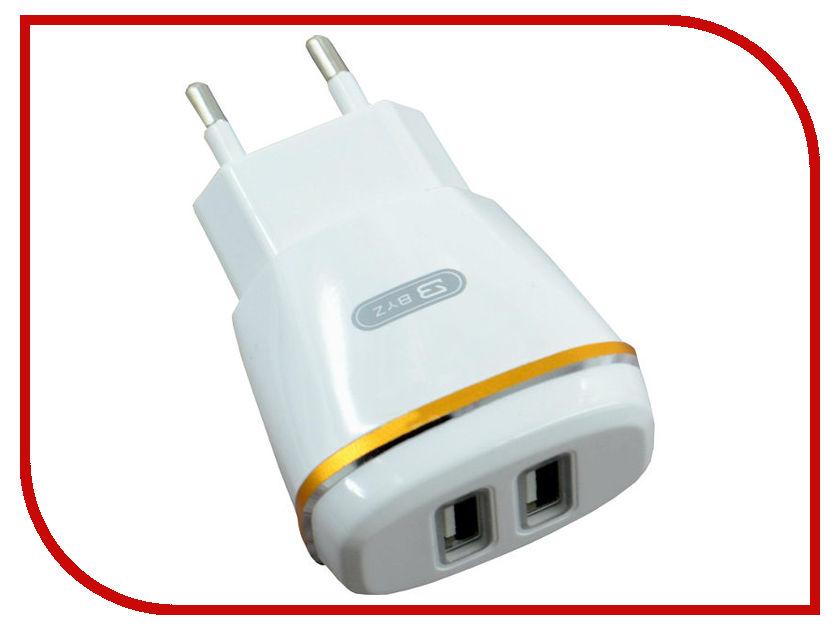 Зарядное устройство BYZ ZL-766 White стилус zl 5pieces 3 5 huawei g716 for