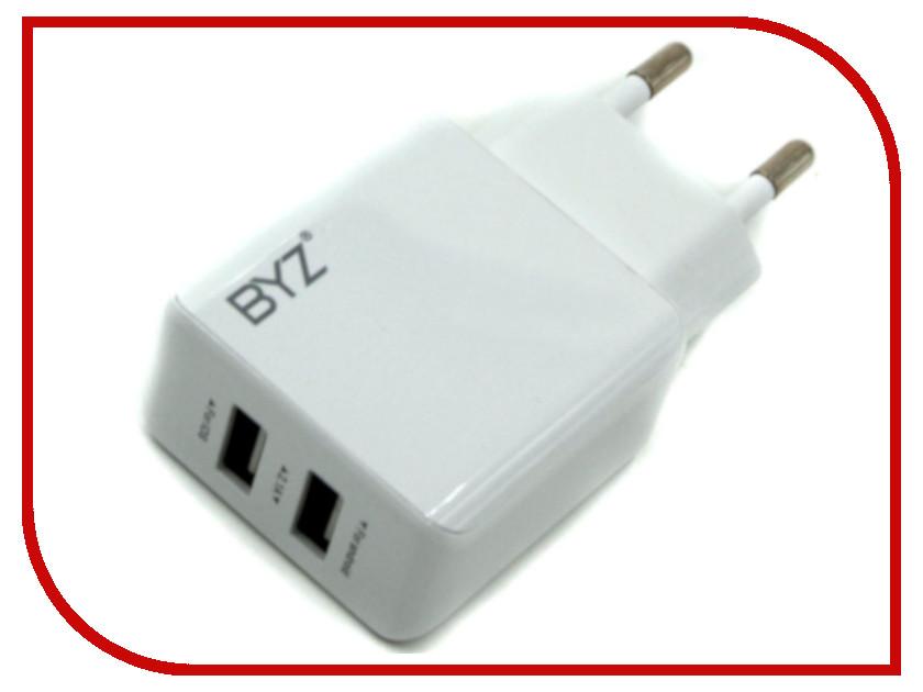 Зарядное устройство BYZ ZL-703 White стилус zl 5pieces 3 5 huawei g716 for