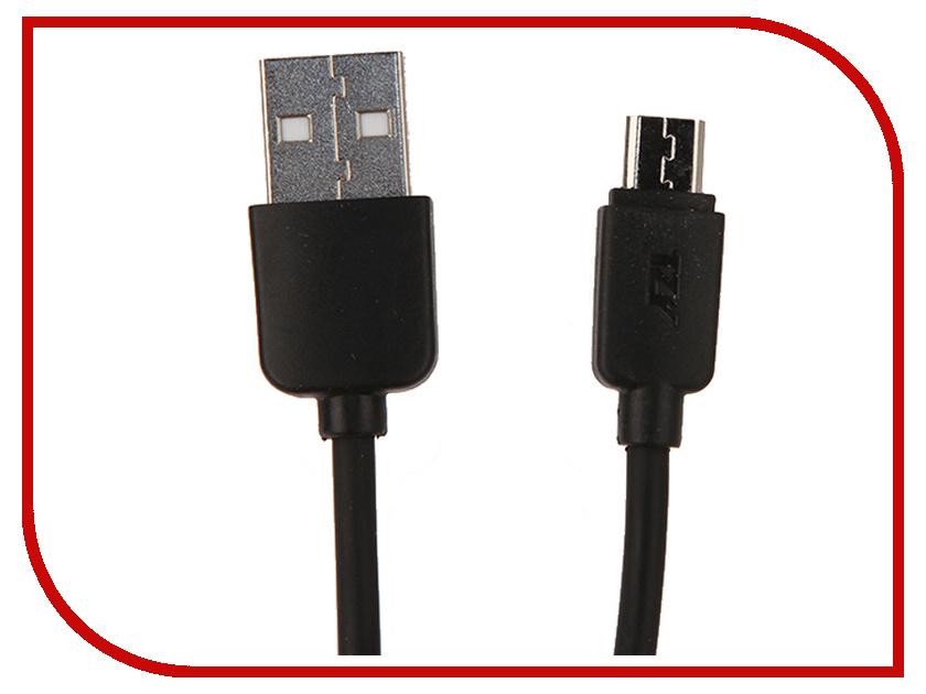 Аксессуар BYZ TZY TL-301 USB - MicroUSB Black аксессуар byz tzy tl 365 usb microusb white