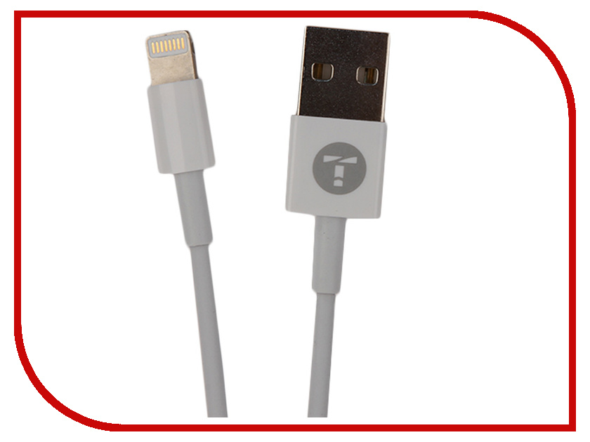 Аксессуар BYZ TZY TL-303 USB - Lightning White byz tzy e 166 white