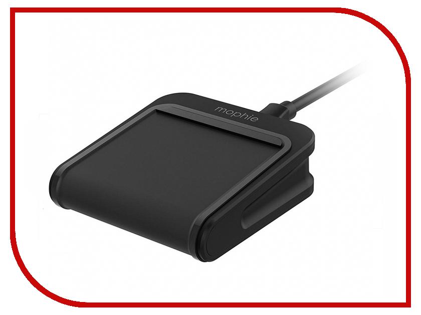 Зарядное устройство Mophie Charge Stream Pad Mini Black аккумулятор mophie power boost mini v2 2600mah black 4077