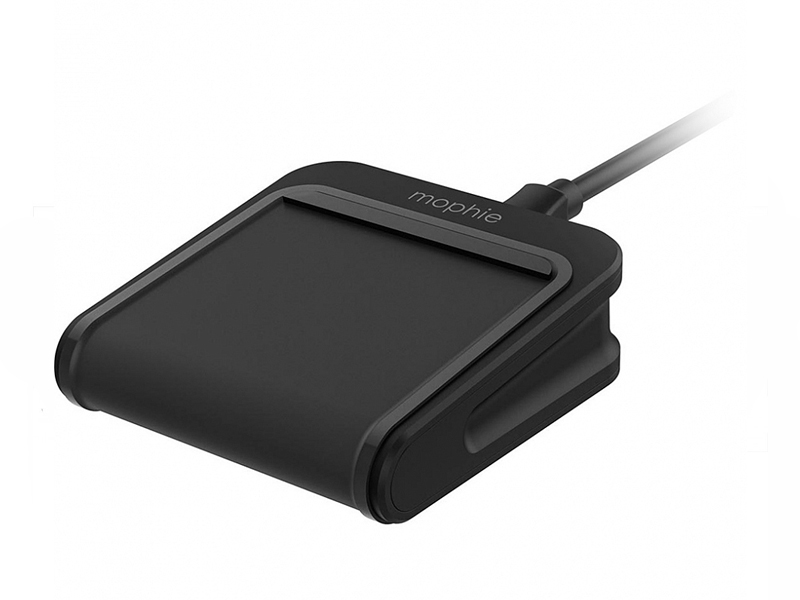 Зарядное устройство Mophie Charge Stream Pad Mini Black 409901505 цена и фото