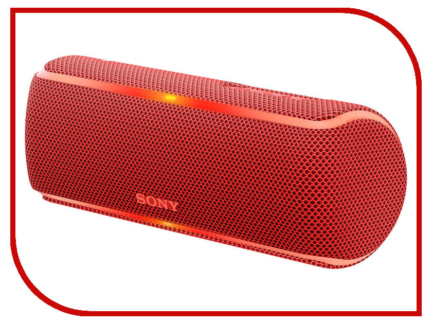 Колонка Sony SRS-XB21 Red