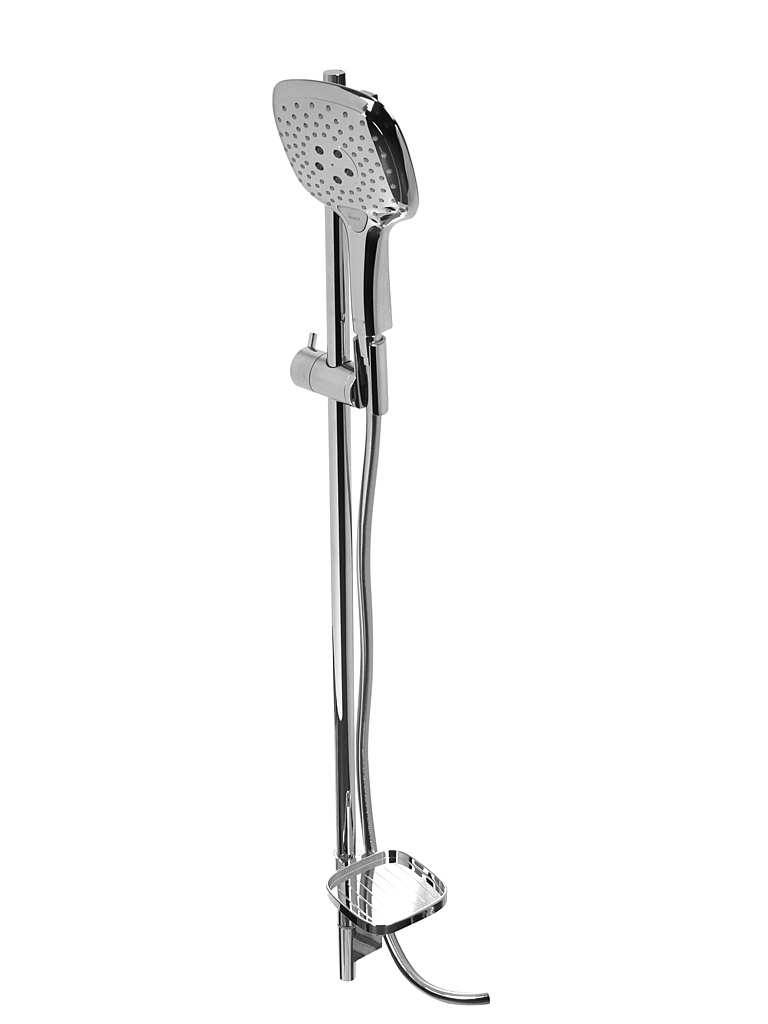 Душевая стойка Hansgrohe Raindance Select E 150 Chrome 27857000