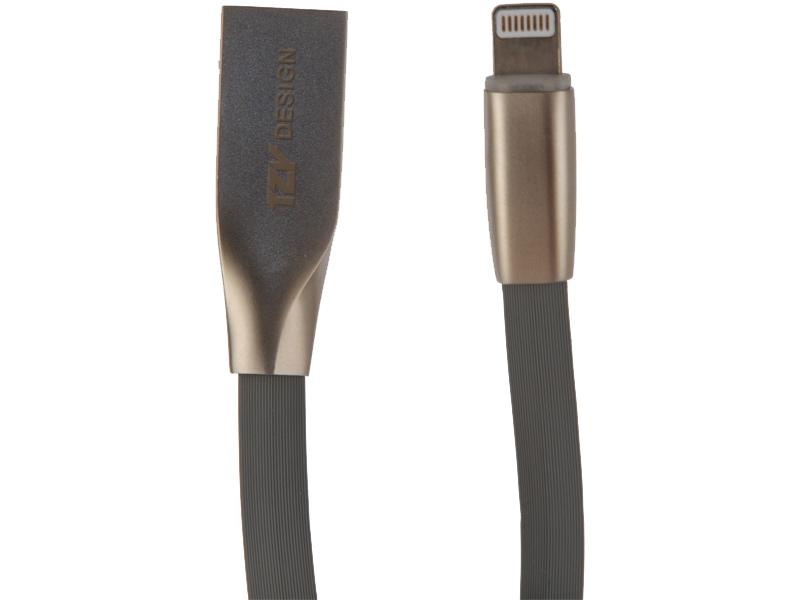 Аксессуар BYZ TZY TL-366 USB - Lightning Black byz sm 558 black