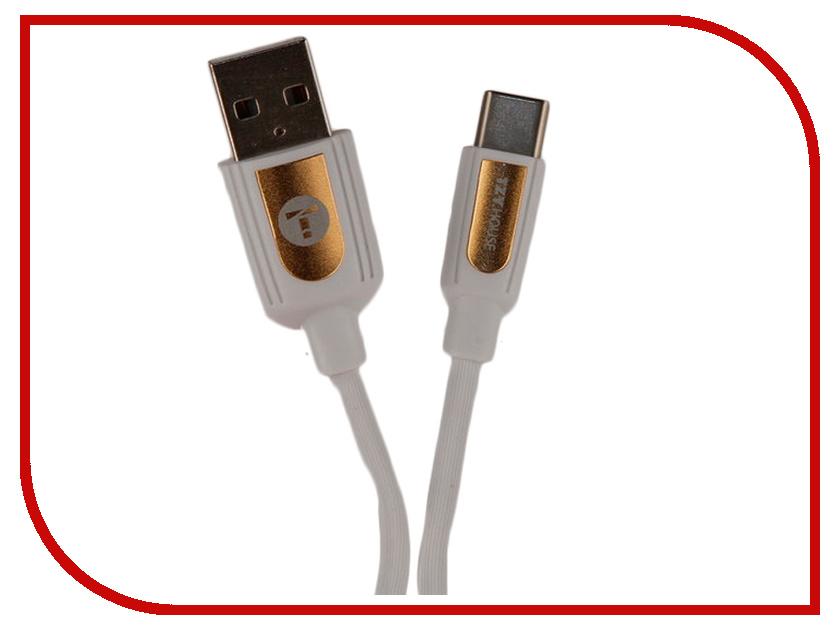 Аксессуар BYZ TZY TL-367 USB - MicroUSB White аксессуар byz tzy tl 365 usb microusb white