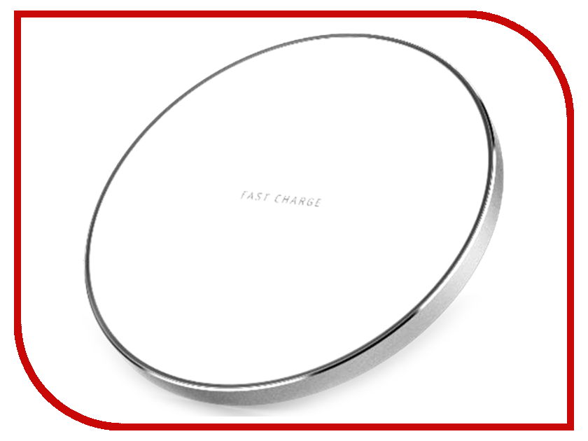 Зарядное устройство LAB.C Wireless Fast Charging Pad White LABC-578-WH зарядное устройство nillkin fast wireless charging stand fs wcp fc1