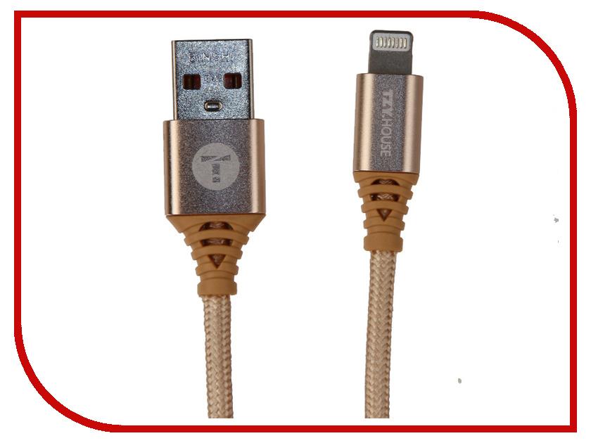 Аксессуар BYZ TZY TL-382 USB - Lightning Gold longarm 382