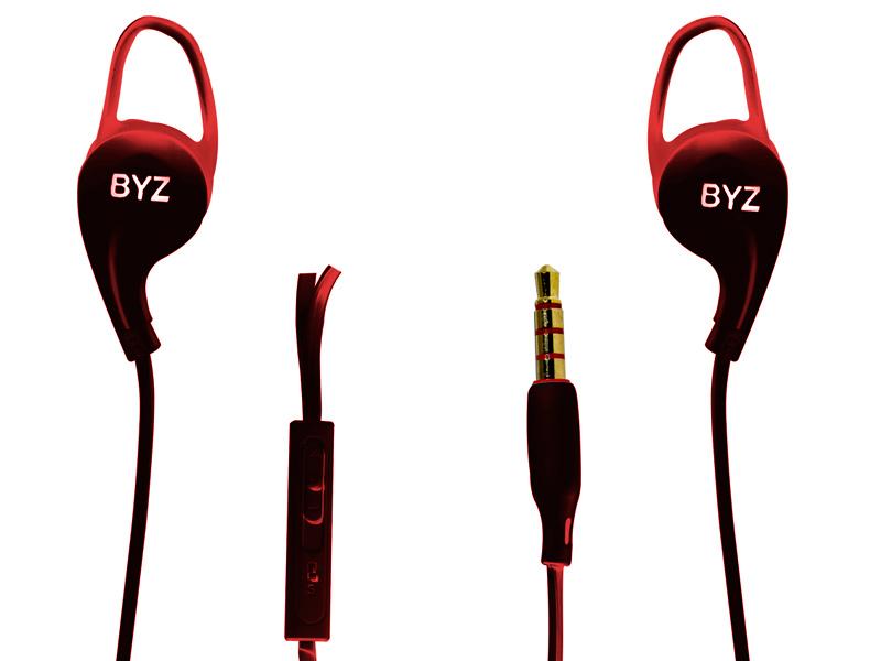BYZ SE-1100 Red byz sh 109 blue