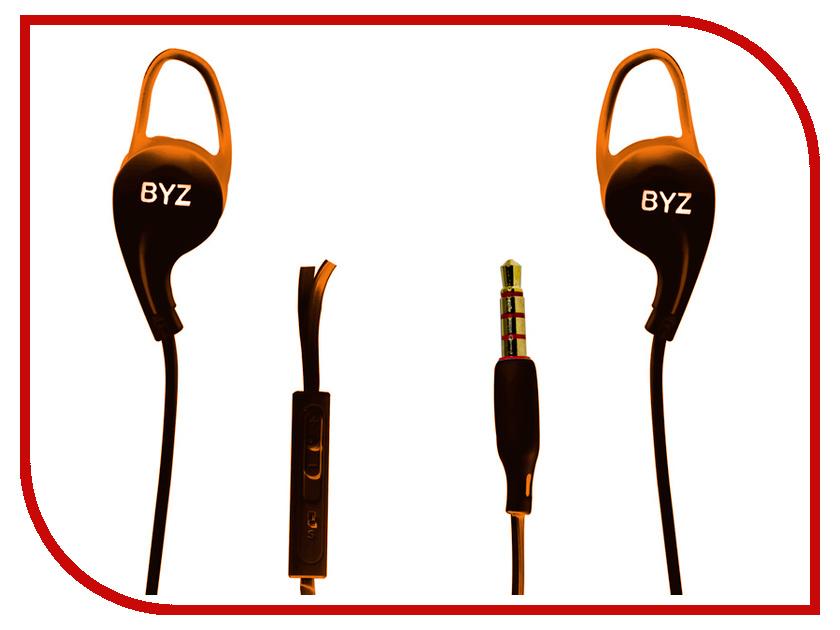BYZ SE-1100 Orange byz ys 002 black