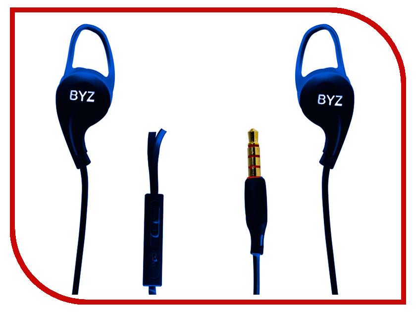 BYZ SE-1100 Blue byz ys 032 black
