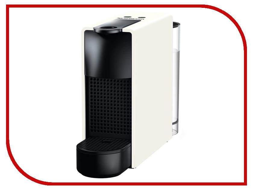 Кофемашина Nespresso Essenza Mini C30 White NES-C30-EU-WH-BK кофемашина капсульного типа nespresso nespresso u pure cream c50