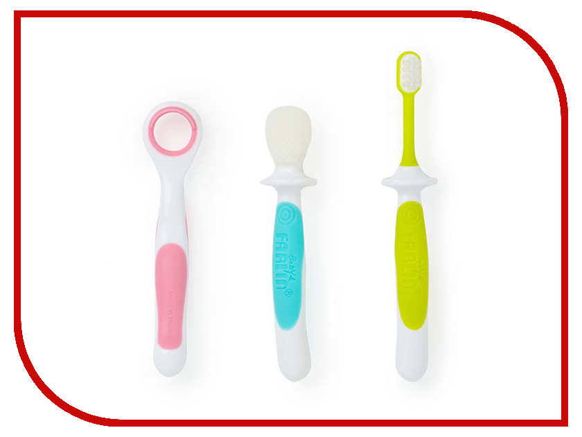 Набор зубных щеток Farlin BDT-005-E вырубщик фото e 005 35х45 ручной