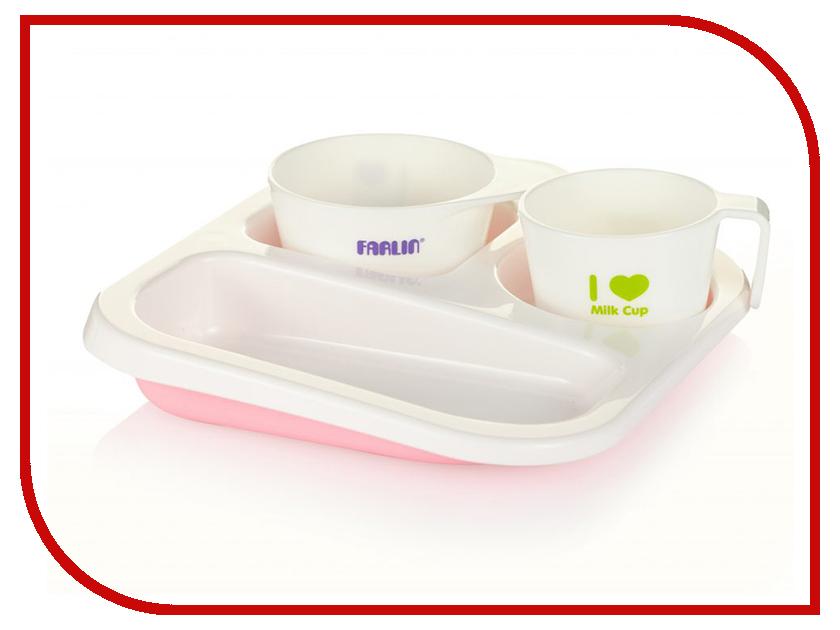 Набор посуды Farlin AH-20009 Pink