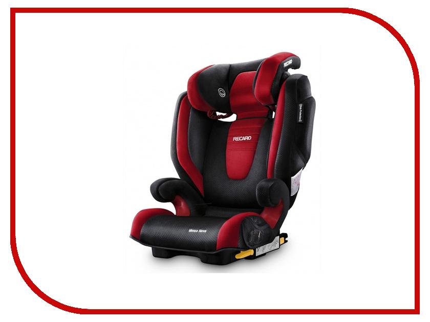 Автокресло Recaro Monza Nova is Seatfix Ruby 6148.21310.66 автокресло recaro monza nova 2 seatfix aluminum grey
